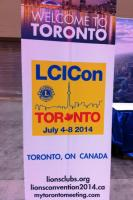 2014 Lions International Convention - Toronto