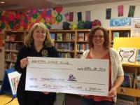 Donation to Hanover Library 2016