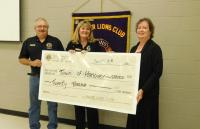 Another $20,000 to the Town of Hanover